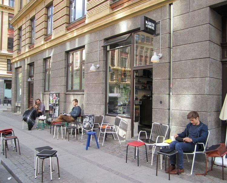 Copenhagen // Kaffe & Vinyl, La Citta Vita Copenhagen