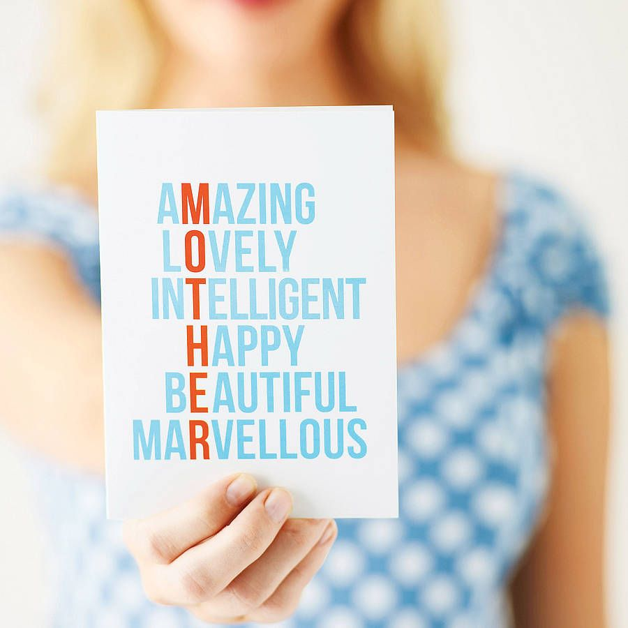 Amazing Mother S Day Card Birthday Cards For Mum Mothers Day Cards Mum Birthday