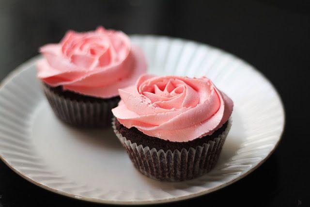 Lunni leipoo: Brownie-cupcakes
