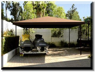 Canvas Carports And Aluminum Carports Http Www Superiorawning