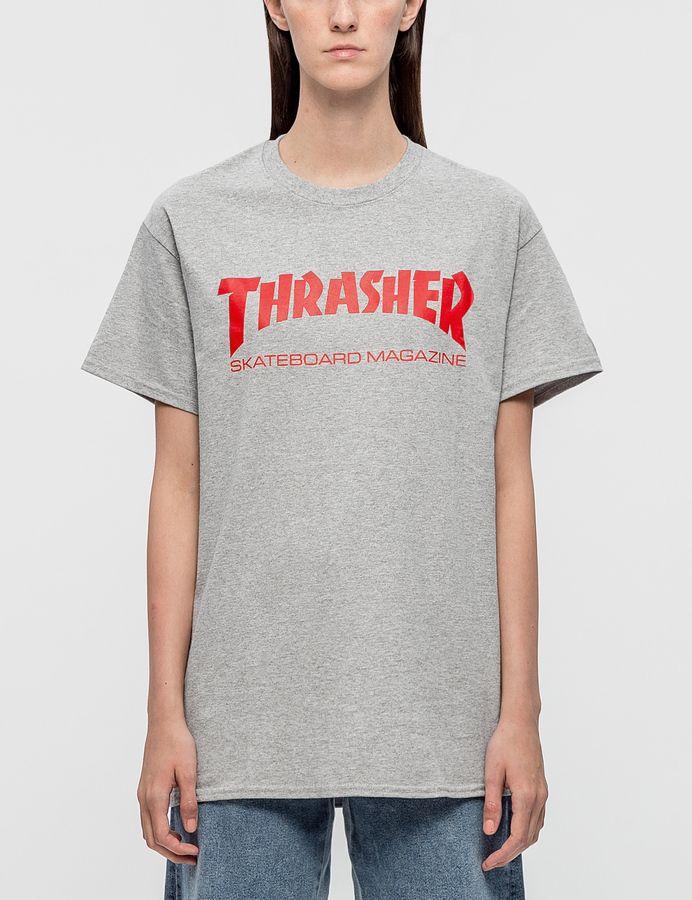 c46a24a01ea3 Skate Mag T-Shirt | Products | Thrasher skate, Shirts, T shirt