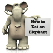 Eating Elephants; or The Practice of Habits