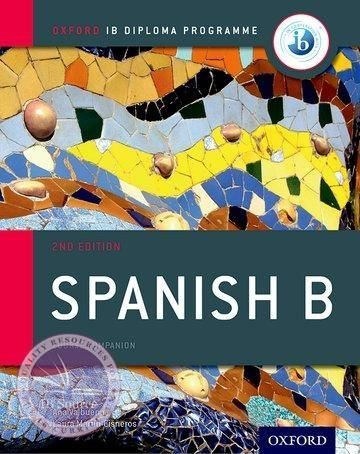 IB Spanish B Course Book Pack 2nd Edition ( Not Yet Published May 1