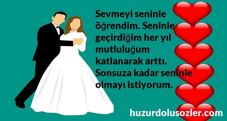 Evlilik Yildonumu Sozleri Yildonumu Sozleri Evlilik Romantik Sozler