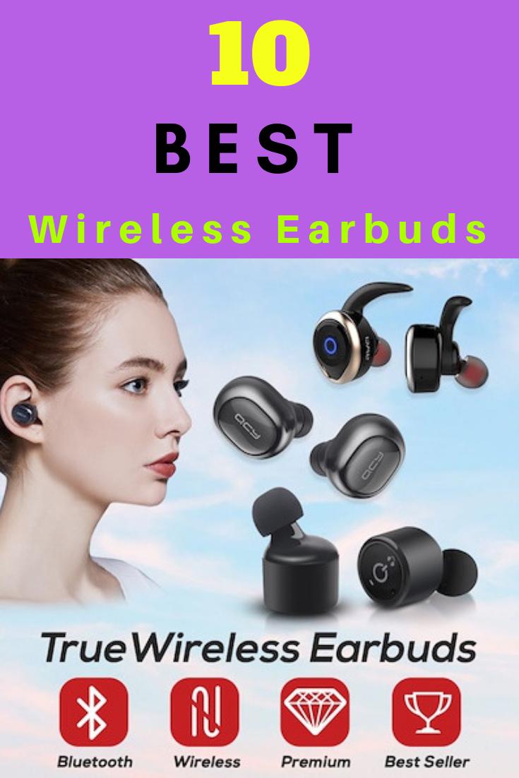 78e76461097 10 Best True Wireless Earbuds 2018 | Best Wireless Earphones ...