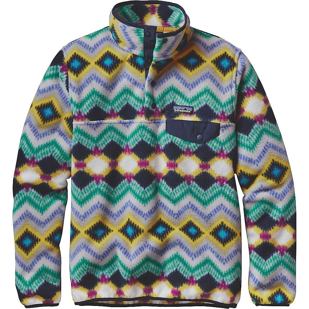 d3306713ca Patagonia Women s Synchilla Lightweight Snap-T Pullover - Mountain Steals