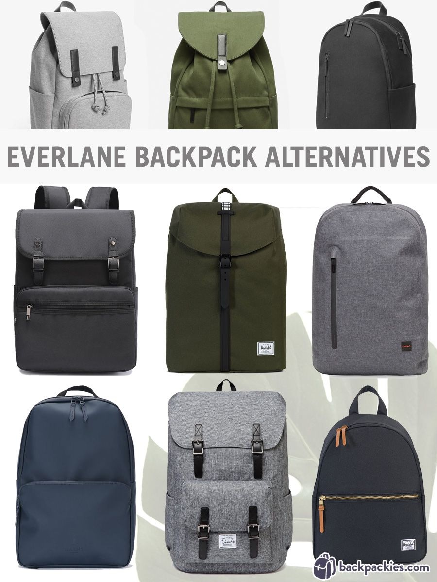 d5700929bbdb4a Everlane is known for their sleek modern backpacks for both men and women.  Their lack of loud branding, simple designs and understated colors are what  makes ...