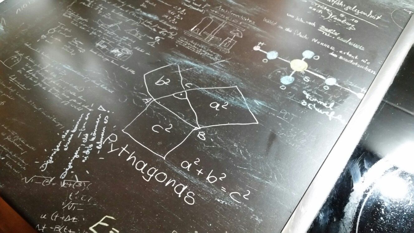 Arbeitsplatte #Pythagoras #küche #wohnen #kochen #art #arbeitsplatte ...