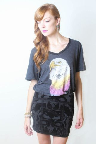 FREE PEOPLE Baroque Skirt // $98