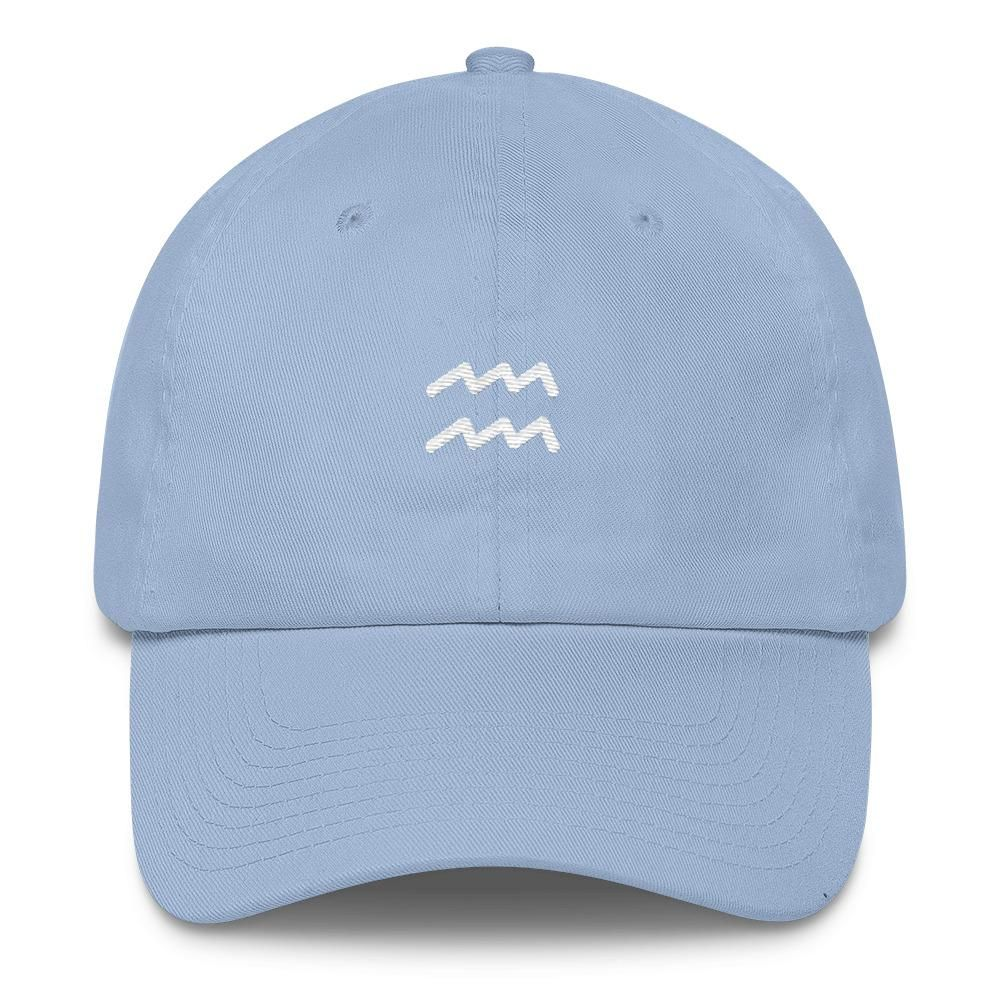 Aquarius Horoscope Dad Hat Aquarius Horoscope 94fca5cc08f8