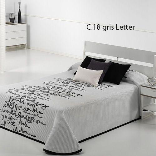 Colchas de verano Letter de Reig Martí | Habitación diy