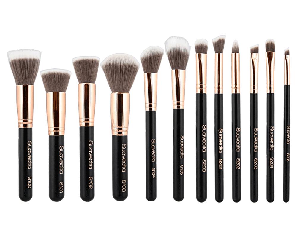 Full Makeup Brush Set Conjunto de pincéis de maquiagem