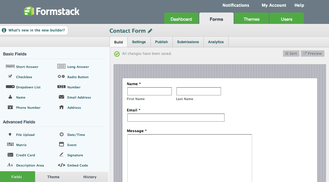 application form builder The 1 Best Online Form Builders for Every Task - The Ultimate