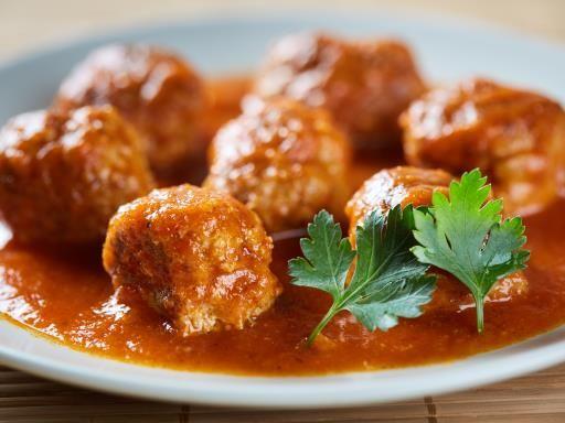 Boulettes sauce tomate (Belgique)
