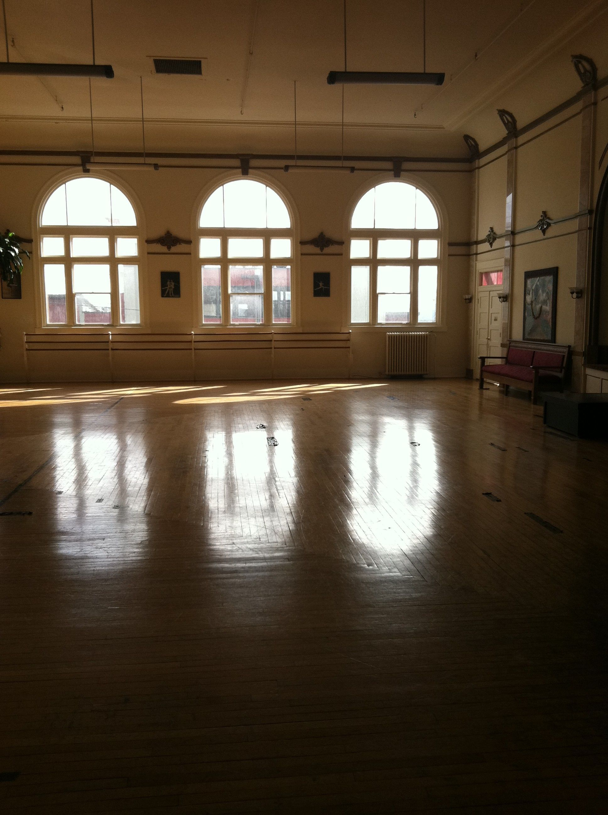 This Is The Ballet Studio I Used To Dance In No Big Deal