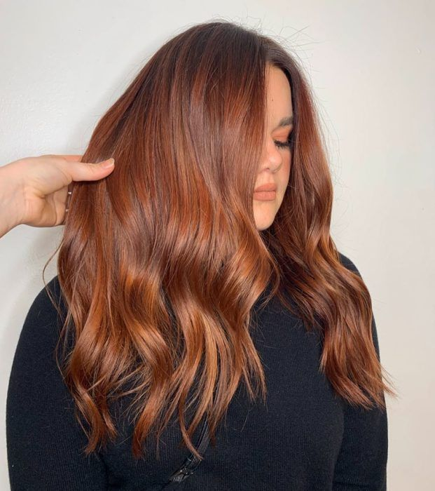 15 'Warm Copper' Hairstyles That Will Inspire You To Change Up