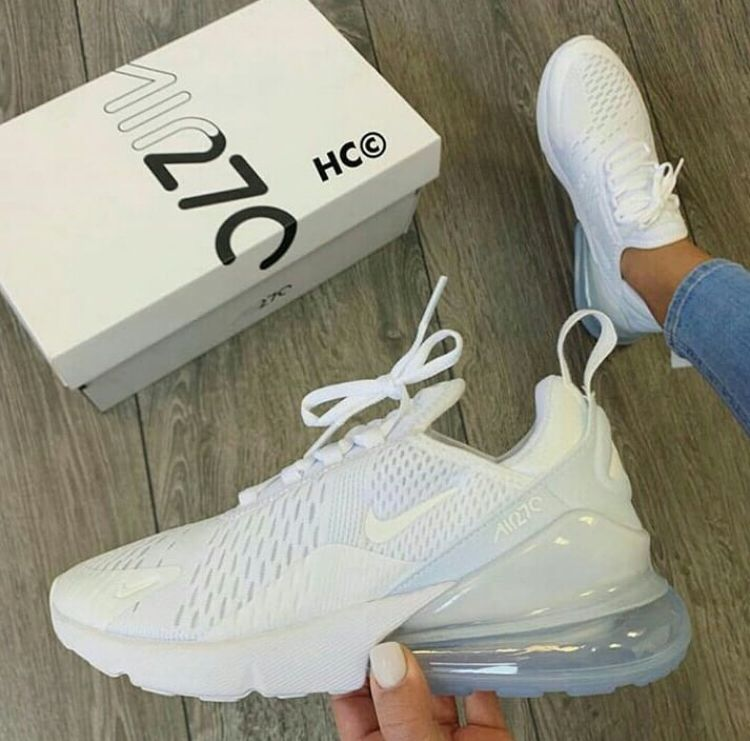 Pin by andrea on kicks | White nike shoes, Cute shoes, Shoes