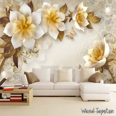 Vlies Fototapeten Wandtapeten Wandbilder Dekorativ 3D-Motive Kn-4481