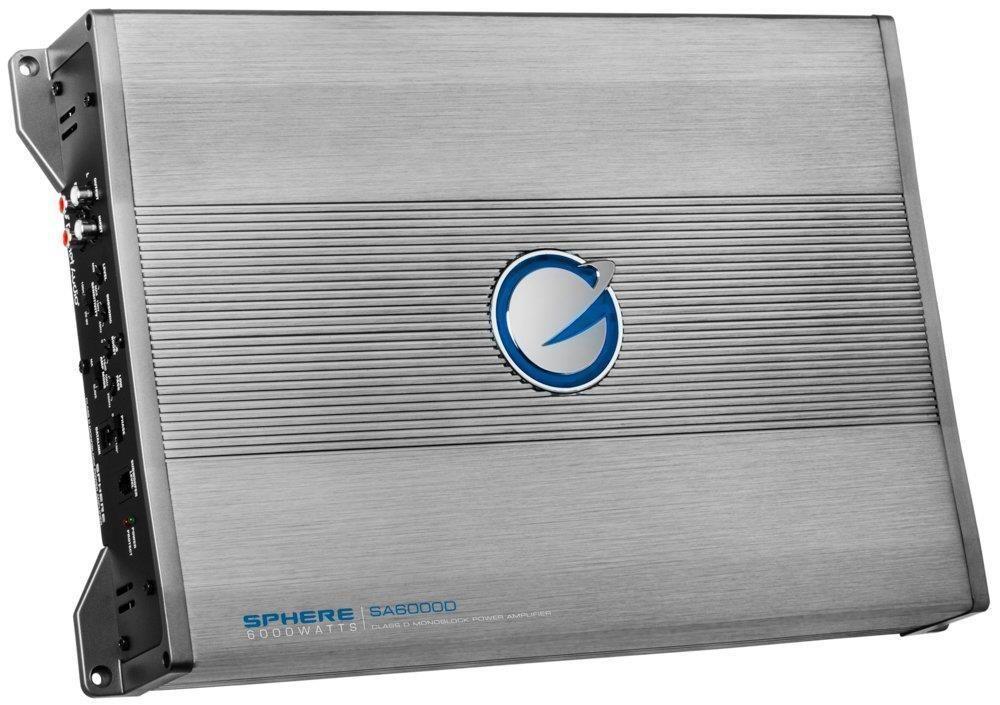 Audio sa6000d 6000 w monoblock class d amplifier
