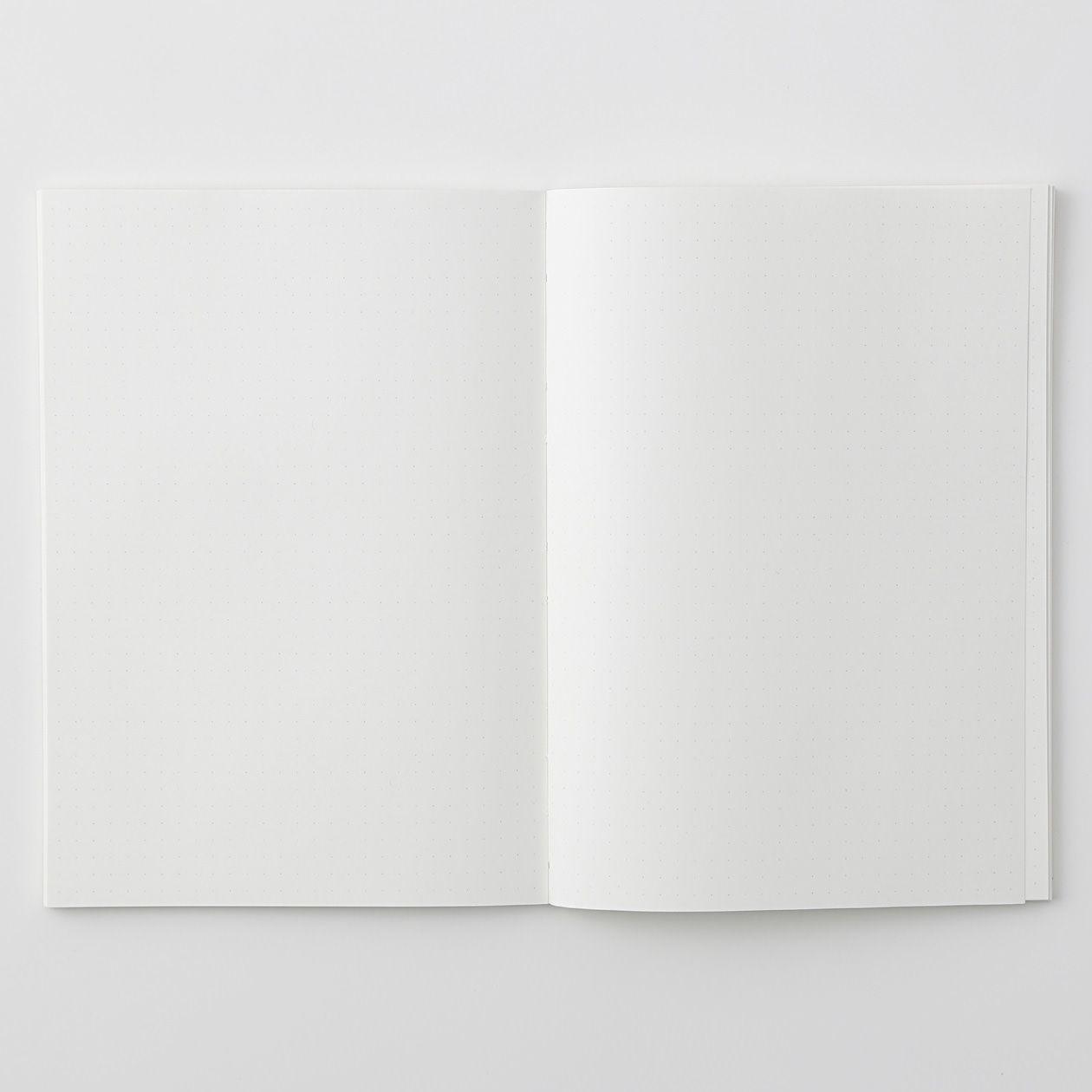 再生紙ノート・マンスリー