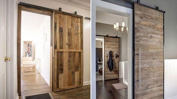 Idee di porte economiche in pallet di legno | Eco Design | Pinterest