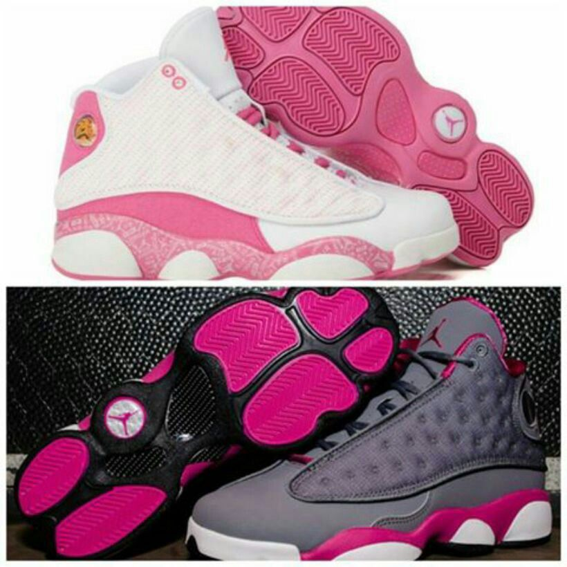 ce3a1031041 The pink and gray air Jordan the pink and white jordan | Ariana ...
