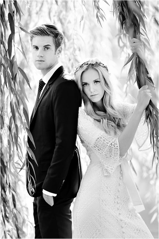 Oh my. Dreamy wedding pictures.