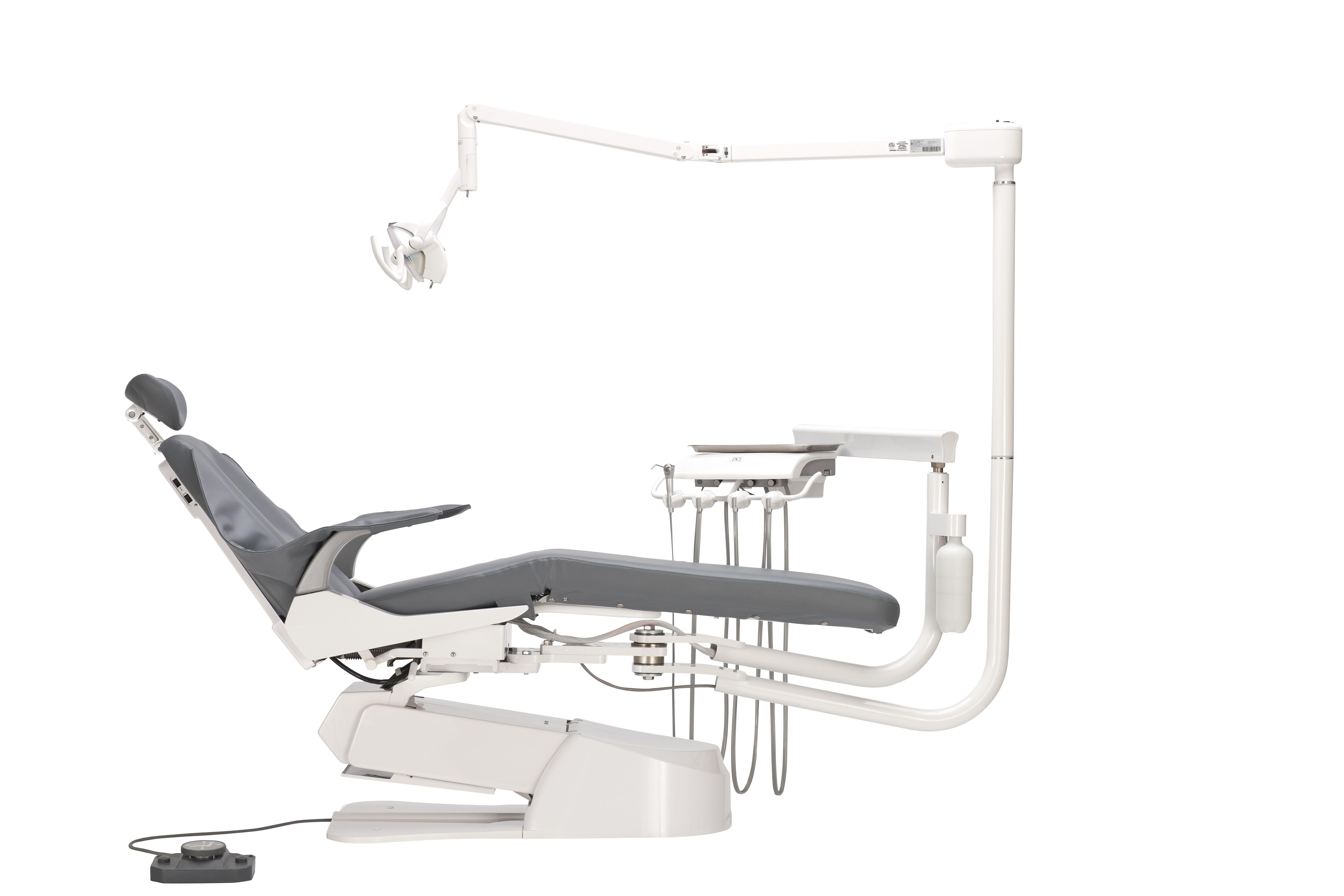 DCI Swing Mount Pole w/Auto Dental Unit u0026 Light Pole ...  sc 1 st  Pinterest & DCI Swing Mount Pole w/Auto Dental Unit u0026 Light Pole Gray | Dental ...