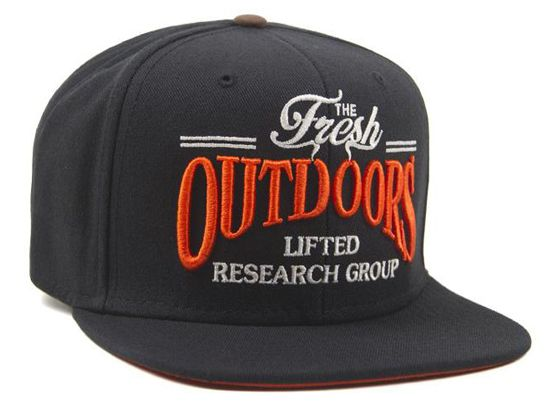 "LRG ""Fresh Outdoors"" Snapback Cap  bf936c5ab364"