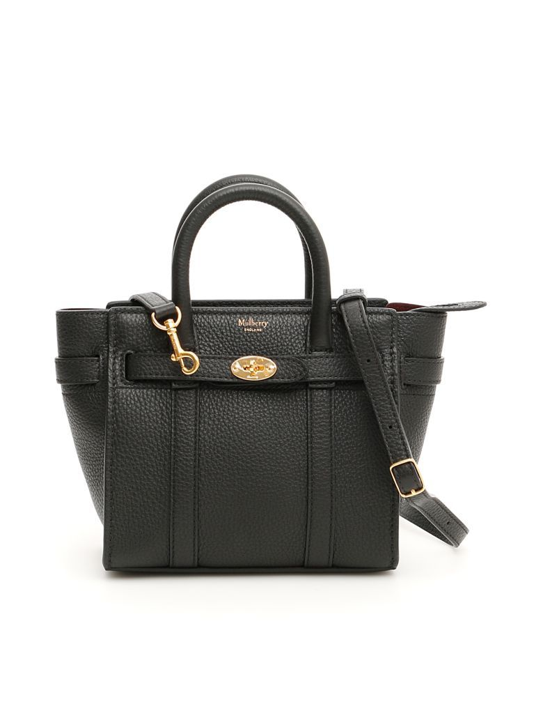 Mulberry Micro Zipped Bayswater Bag #mulberrybag