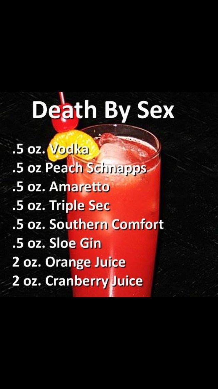 Food sex death