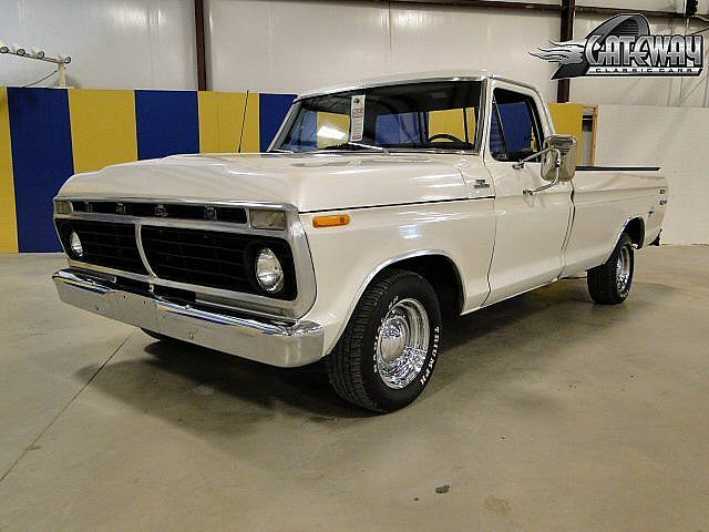1973 Ford F100 For Sale Memphis Indiana Ford Trucks F100 Truck