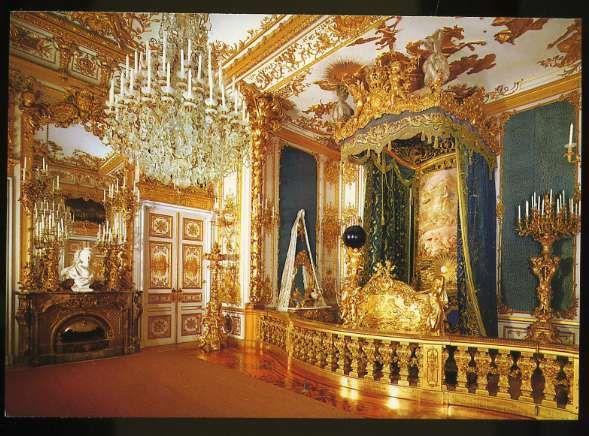 Louis XIV | Chateau Rooms | Pinterest