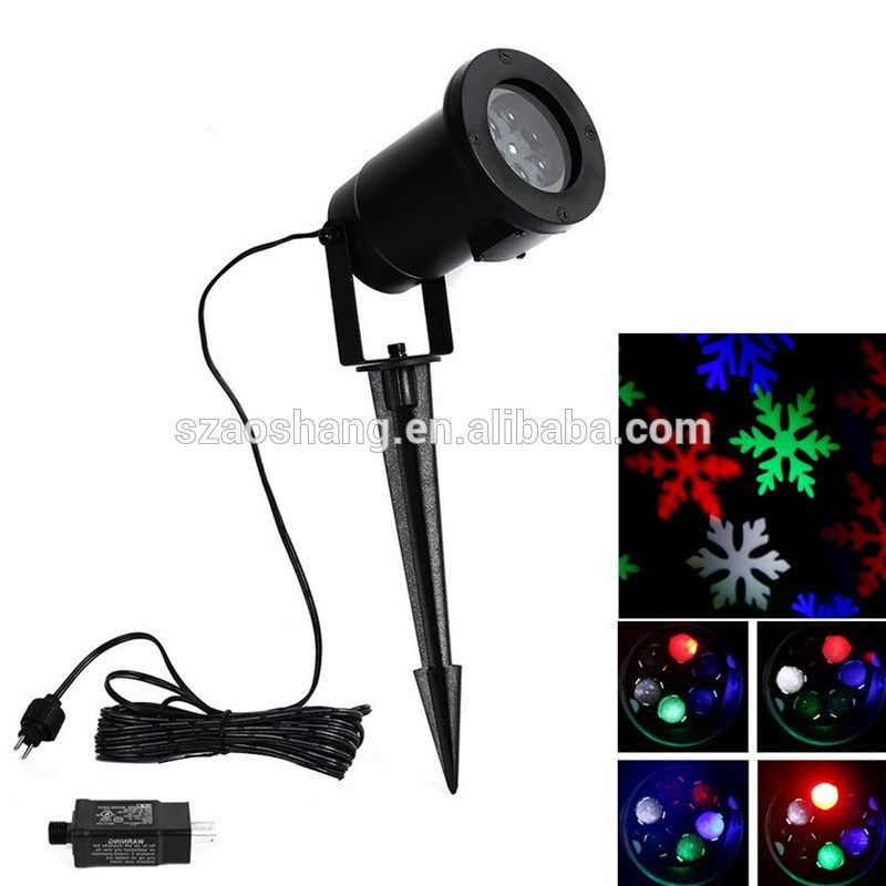Check out this product on alibaba applight up sky waterproof b right moving snowflake led landscape projector light outdoor garden decoration spotlight snowflake moves automatically wall and tree christmas holiday workwithnaturefo