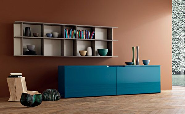 Soggiorno sangiacomo ~ Groove sideboard by sangiacomo spaces of interest