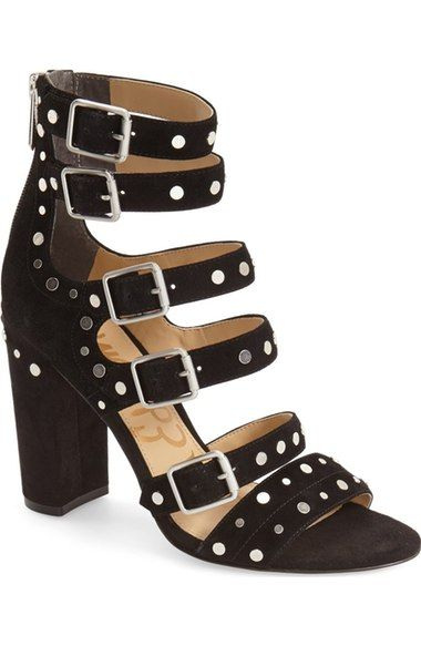 b82f3b4f1824 Sam Edelman  York  Stud Sandal (Women) available at  Nordstrom ...