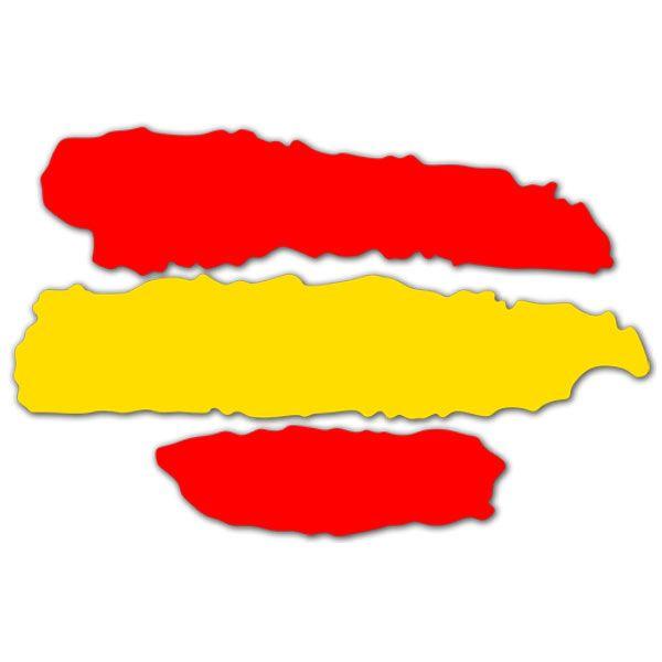 1.73 € - Pegatinas  España  e62700a378f
