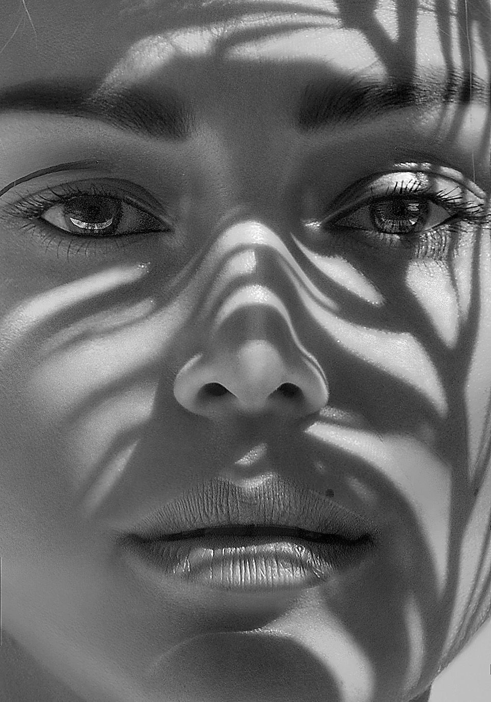 Art 42 face photo aesthetic example beautiful person