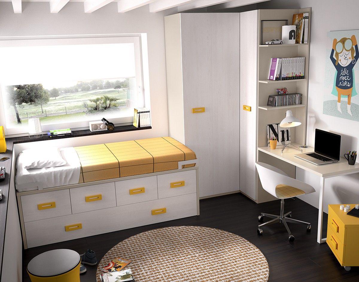 Rimobel Youth Bedroom H119 Sbaja Rimobel Youth