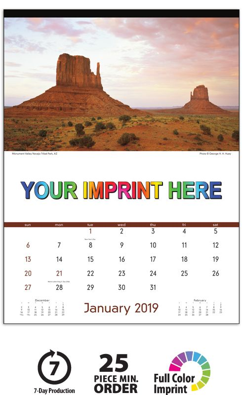 24 best 2019 Jumbo Executive Calendars images on Pinterest in 2018
