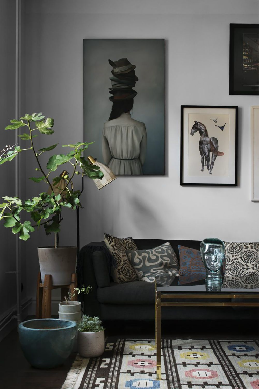 Livingroom | Residence mag | Photo Andy Liffner