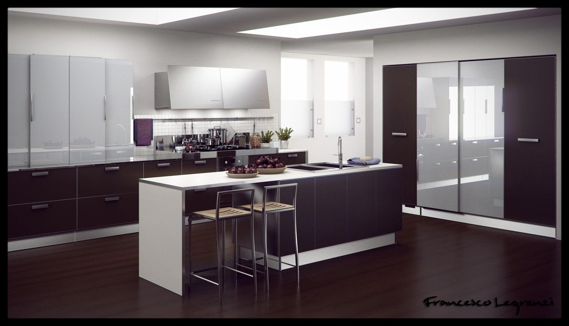 Modern Kitchen Furniture 2015 Decorating Ideas With Modern Italian