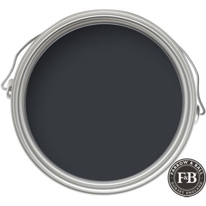 Black Wall Reveal Dulux Feature Wall Exterior Gloss Paint