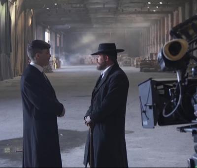 Tom Hardy - Peaky Blinders Season 3 | Behind the Scenes ...