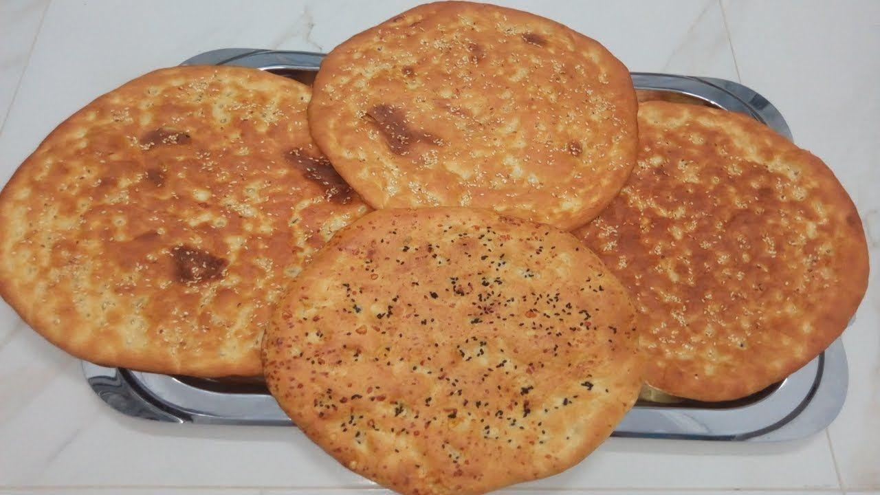 خبز التميس بطريقة سهلة هنعمل احلى عيش تميز أو تميس أو التنور Food Breakfast Pancakes