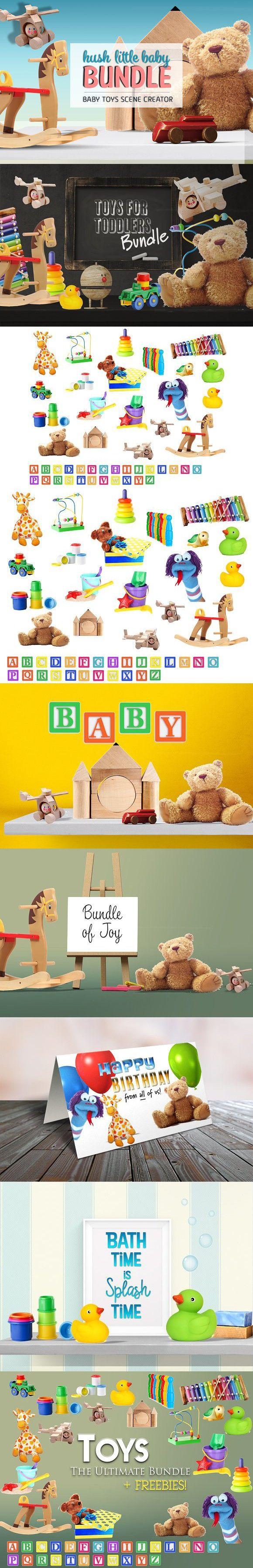 Ultimate Toys Bundle Scene Creator Scene Creator Kids Design The Creator