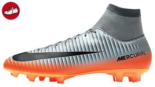 newest collection 63e2f dd6ff Nike Herren Mercurial Victory VI CR7 DF FG Fußballschuhe, Grau (Cool Grey  Mtlc
