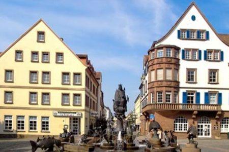 Kaiserslautern Frankfurt