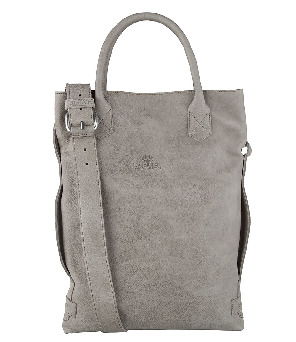 95029c36654 Shabbies Bag Medium Kleur Utah sage | A c c s | Bags, Medium bags ...