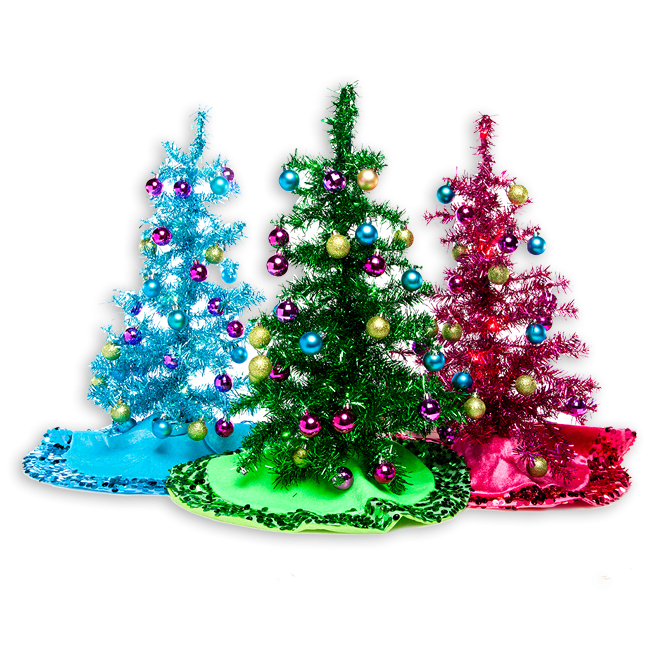 25 Lighted Tree Holiday Decor Now Five Below